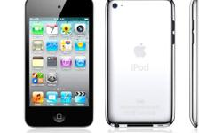This IPod Touch 4th Generation 8GB black colour is in