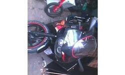HI THIS IS MY BIKE M.O.T TILL MAY 9TH TAX TILL APRIL