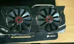 Gtx 970, used, but in excellent condition, comes with