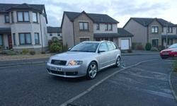 For sale is my audi a4 avant which is in excellent