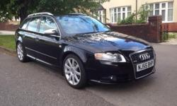 Audi A4 2.0tdi S line. PAS. Remote central locking.