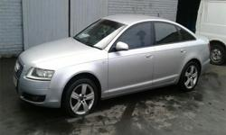 Audi A6 Saloon 2.0 TDI SE 2005 No mot.No v5. Only got