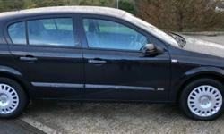 (((AUTOMATIC  VAUXHALL ASTRA1.6 ** 2006***LOW MILEAGE