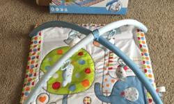 Baby play mat/ play gym. Only used a few times as was a