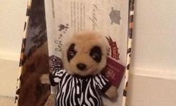 Compare the market meerkat toy baby oleg. As new