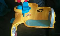 Mickey mouse house. Good condition. From pet free and