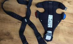 Babybjorn baby carrier in navy. Great condition. From a