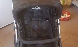 Babylo maz travel system. Comes with car seat (not