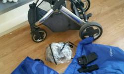 Babystyle oyster 2 pushchair in good condition comes