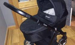 Babystyle Oyster Carrycot and Pushchair £250 ono