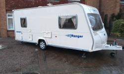 We are selling our 2007 Bailey Ranger 500/5, 5 Berth