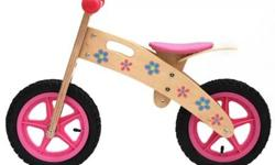 Brand new balance bike. Never used. Used the photos