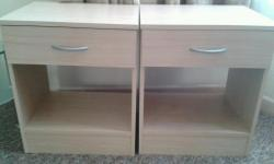 Bedside table with plenty of storage space One for 15,