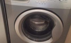 Beko washing machine with 8kg drum, house move forces