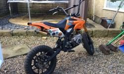 Benelli 2012 50cc pit bike / mini dirt bike Benelli