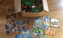 Original Lego Weighed at approx 11kg Loads of manuals