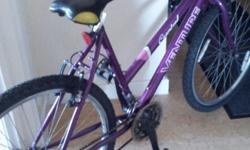 Bike used condition.... but gets from a-b £20