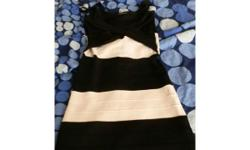 Black and white dress from jane norman size 10