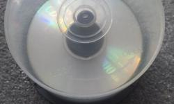 22 Blank CD's for sale. Brand new not been used. No