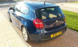 BMW 118d M Sport, full bmw service history, 12 months