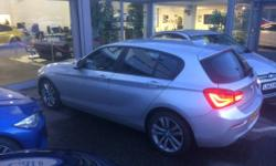 Hello there i want sell my bmw 1series brand new