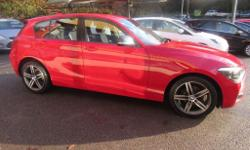 Red, 1 owner, Air Conditioning, Manual, Auto Start -