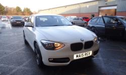 1 Previous Owner, Buy a used BMW 1 SERIES 116i Sport