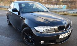 BMW 120D M SPORT, 2 FORMER KEEPERS, FULL SERVICE