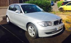 BMW 1 Series 2.0 120d SE 5dr 73500 miles One careful