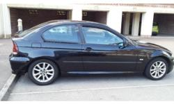 BMW 316ti compact 54 plate, only 49,000 miles, 12