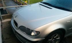 For sale BMW 318i petrol manual [ facelift ] in good
