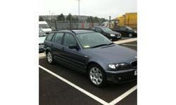 BMW 318I SE Touring in Excellent/Mint Condition,.With