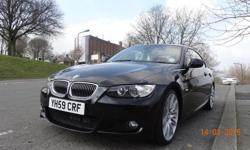 :An excellent example of a BMW 3 Series 3.0TD 325d M