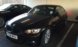 BMW 330d recently serviced and MOT done, full BMW