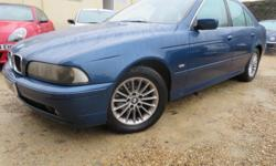 **ALL VIEWINGS BY APPOINTMENT ONLY** BMW 5 Series 2.5