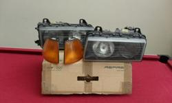 I have genuine bmw e36 front and rear lights for sale