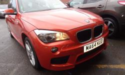 Buy a used BMW X1 sDrive 18d M Sport 5dr Step Auto *