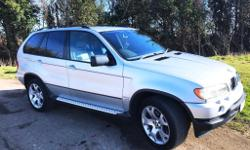 For sale is my BMW X5 on 03 plate, very reluctant sale