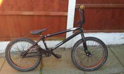 hi my sons bmx was a good bike in its day needs some