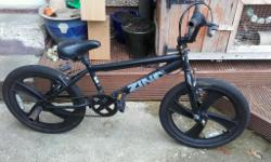 BMX zinc in excellent working condition. Price is £45