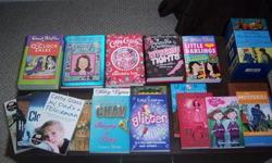 Bundle of books - Jacqueline Wilson - Little darlings,