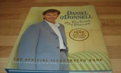 ook of Daniel O'Donnell. 'My pictures and places'. Over