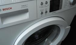 Bosch Exxcel 7 VarioPerfect Washing Machine for sale,
