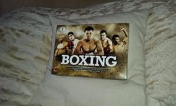 Here we have the Boxing 6xDVD box set featuring boxing