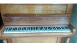 Great piano everything works can arrange delivery to