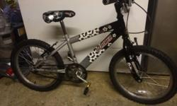 "Boys 14"" football bike. Good used condition. Open to"
