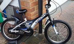 16 inch boys bike still in very good condition. Comes