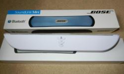 Brand new Bose bluetooth speaker fully boxed with all