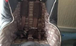 Forward facing baby car seat. Age 9 months to 4 years