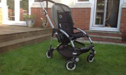 Bugaboo Bee Plus in very good condition. I used it for